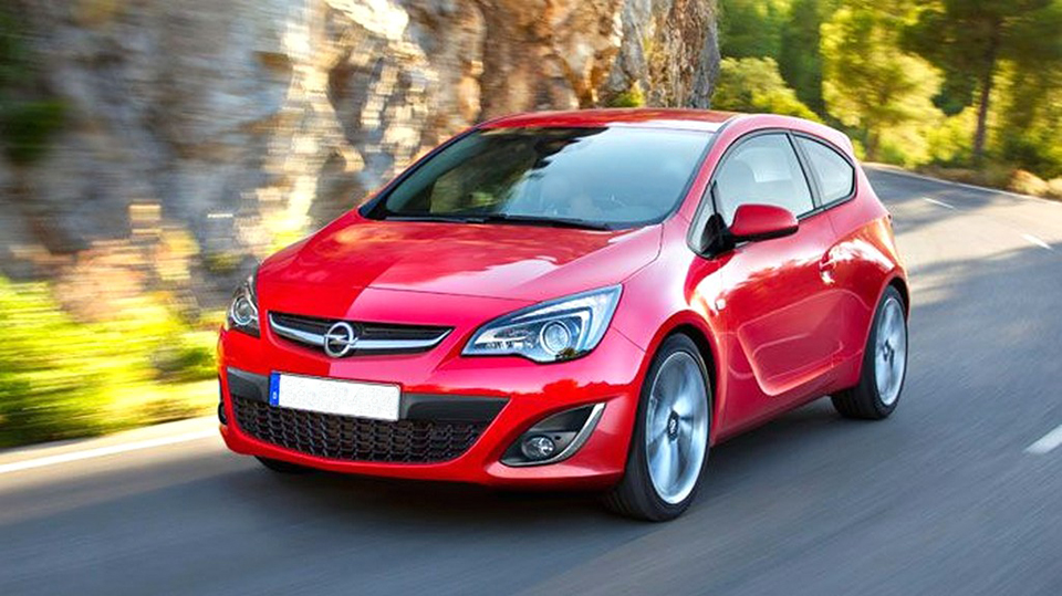 Car Rental With Car Seat >> Opel Corsa - GROUP C - ANE Car Hire