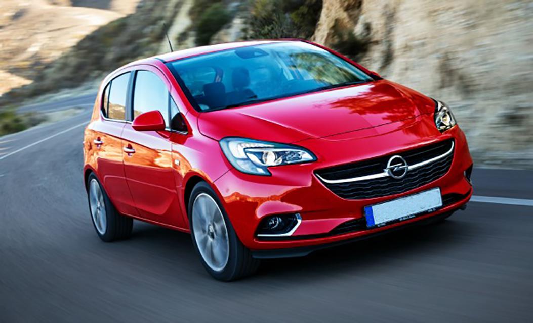 Opel Corsa Group C Ane Car Hire